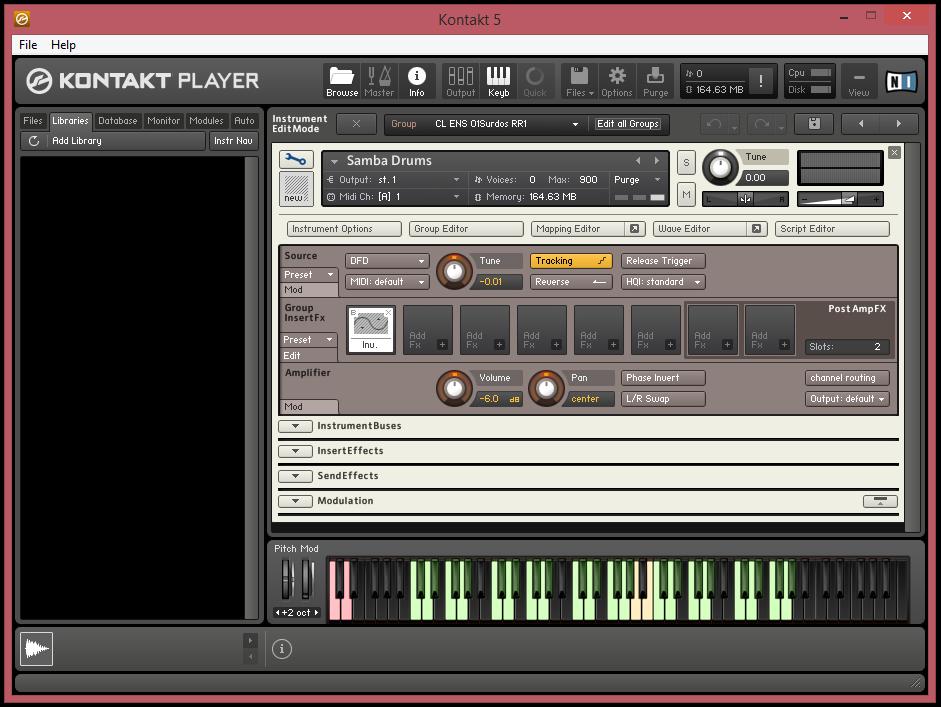 دانلود نرم افزار پخش بانک های صدای Kontakt 5.3