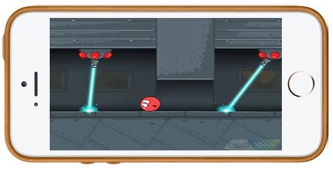 دانلود بازی red ball 4 برای آیفون آیپد و آیپاد لمسی