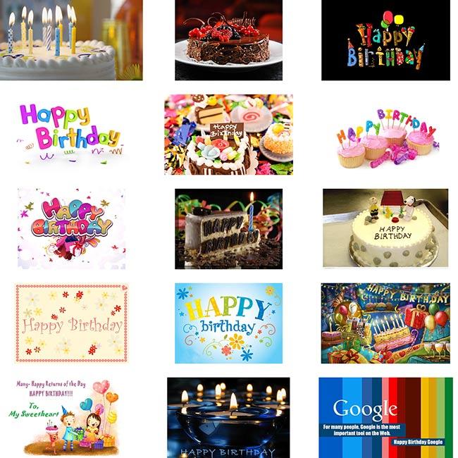 دانلود 50 تصویر پس زمینه با موضوع تبریک تولد با کیفیت HD