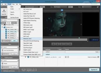 دانلود نرم افزار Sorenson Squeeze Premium مبدل فایل های تصویری