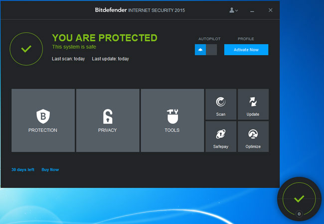 دانلود نرم افزار BitDefender Internet Security اینترنت سکوریتی