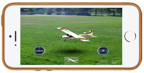 دانلود بازی Absolute RC plane simulator برای آیفون آیپد و آیپاد لمسی