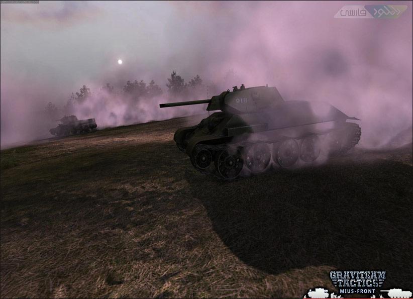 دانلود بازی Achtung Panzer Shilovo 1942 برای کامپیوتر
