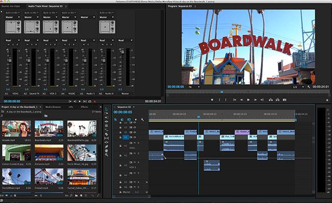 Adobe Prelude CC 4 1 0مدیریت و سازماندهی فیلم ها - 11