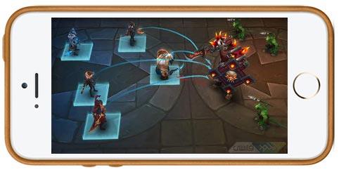 دانلود بازی Age of warriors:The frozen Elantra برای آیفون آیپد و آیپاد