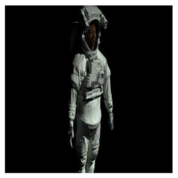 دانلود مجموعه مدل های سه بعدی COD Ghost 3D Models کال آف دیوتی گست