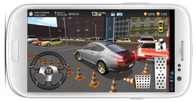 دانلود بازی Car Parking 3D پارک ماشین برای اندروید