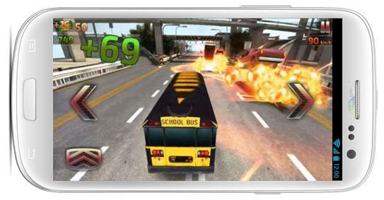 دانلود بازی Crash And Burn Racing رانندگی به سمت مرگ برای اندروید