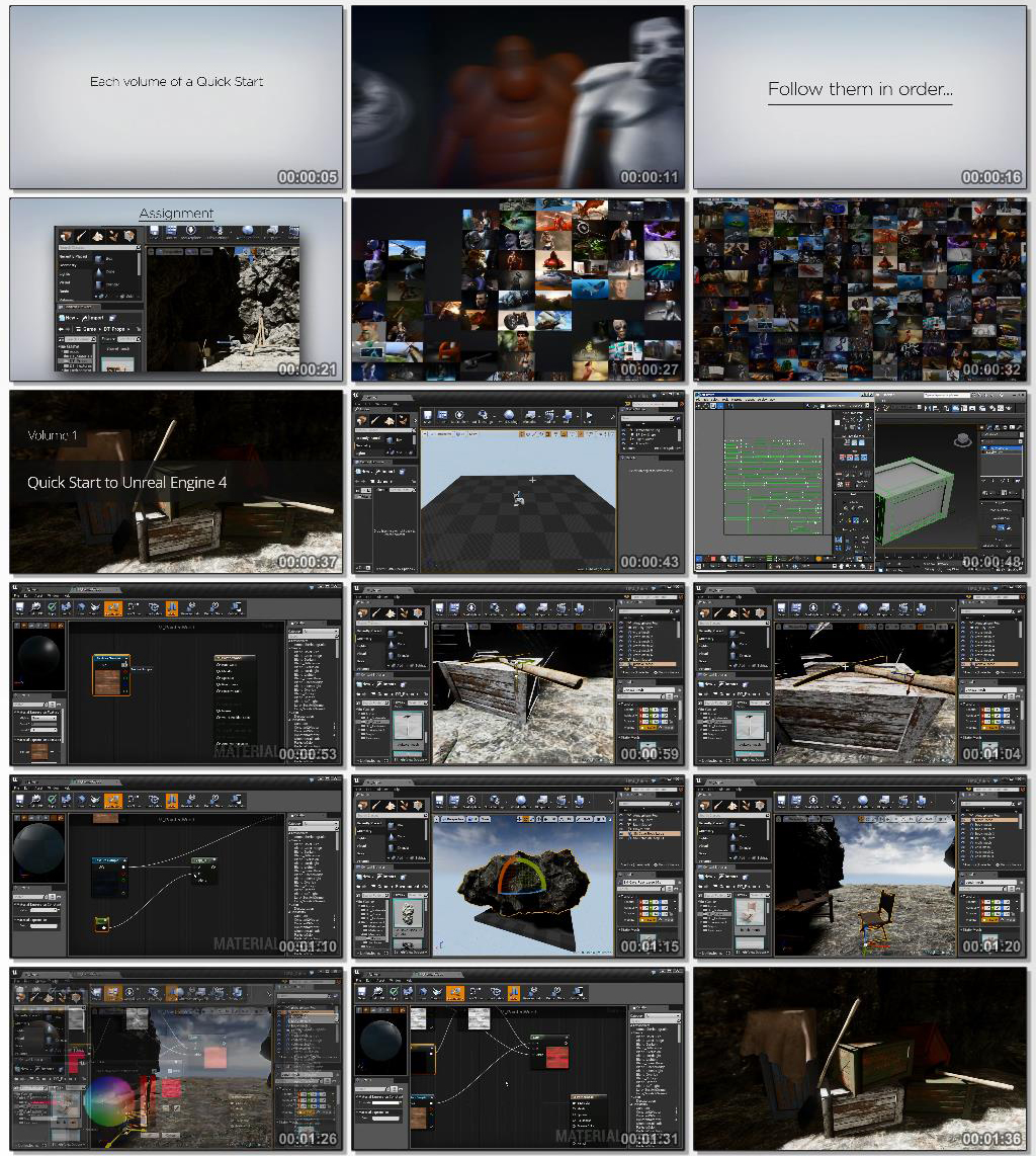 Digital-Tutors-Quick-Start-to-Unreal-Engine-4-Volume-1.www.Download.ir