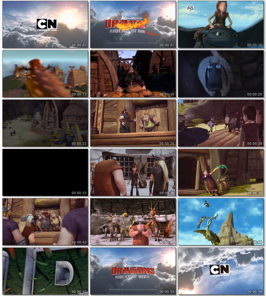 DreamWorks.Dragons.Riders.of .Berk The Official Trailer www.download.ir  دانلود انیمیشن سریالی Dragon Masters 2015