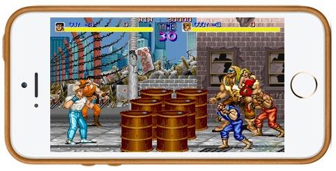 دانلود بازی Final Fight مبارزه ی نهایی برای آیفون آیپد و آیپاد لمسی