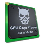 GPU-Caps-Viewer-Logo