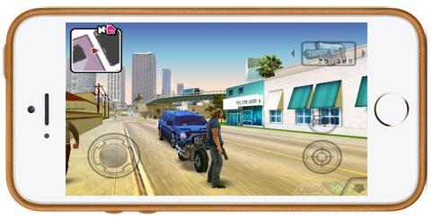 دانلود بازی Gangstar: Miami vindication برای آیفون آیپد و آیپاد لمسی