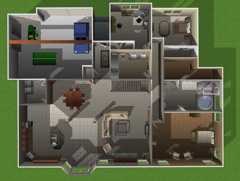 IMSI-Turbo-Floor-Plan-3D-5.www.Download.ir