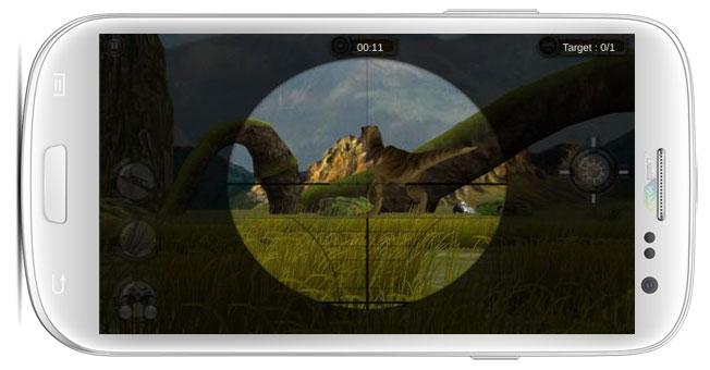 دانلود بازی Jurassic hunt 3D