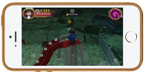 دانلود بازی LEGO Harry Potter لگو هری پاتر برای آیفون آیپد و آیپاد