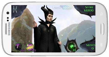 دانلود بازی اندروید Maleficent Free Fall