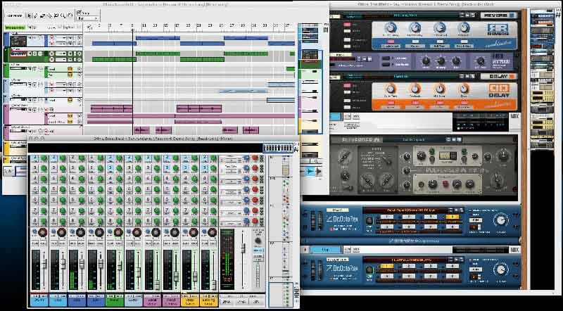 دانلود آخرین نسخه نرم افزار Propellerhead Reason ساخت موزیک