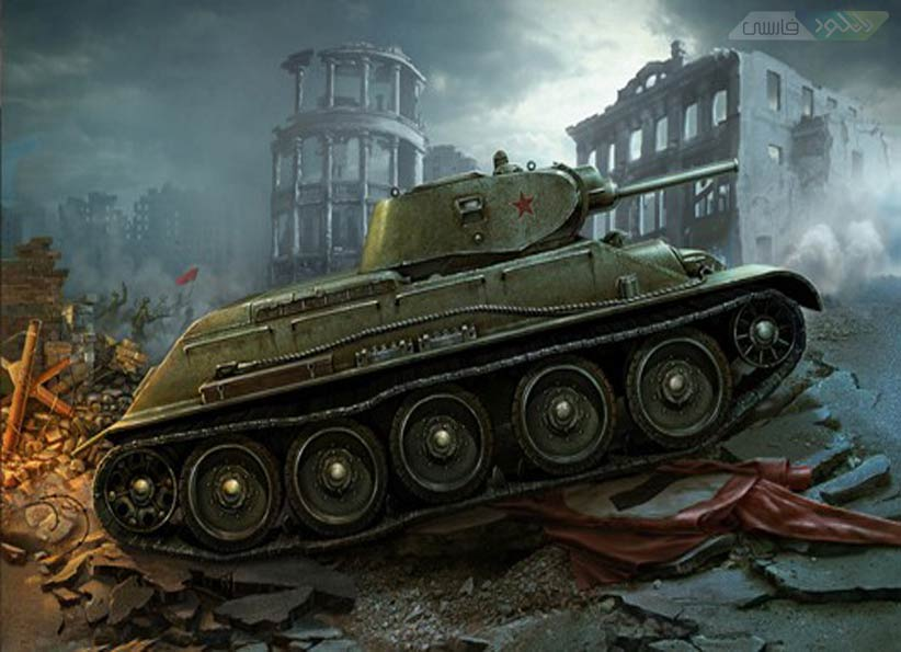 World.Of.Tanks-3.www.Download.ir