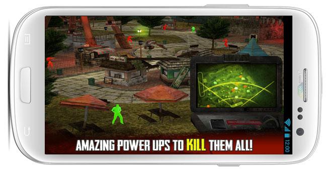 دانلود بازی Z Hunter: War Of The Dead شکارچی زامبی برای اندروید