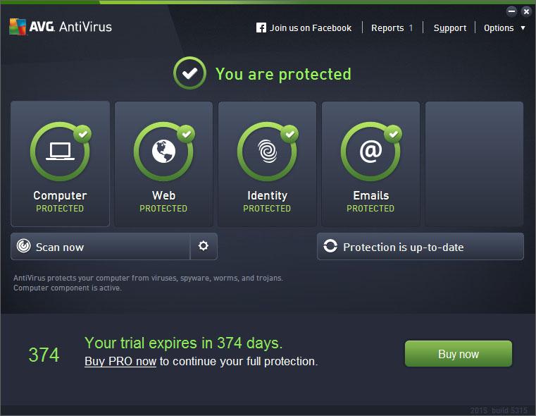 دانلود نرم افزار AVG Antivirus 2015 آنتی ویروس