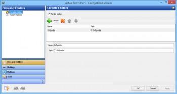 دانلود آخرین نسخه نرم افزار Actual File Folders کار با پوشه