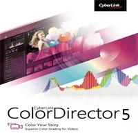 دانلود نرم افزار تصحیح و بهبود رنگ فیلم CyberLink ColorDirector Ultra v5.0.5911.0