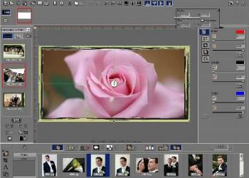 دانلود آخرین نسخه نرم افزار Dg Foto Art Gold طراحی آلبوم دیجیتال