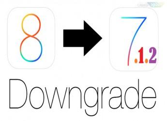 آموزش کامل دانگرید از iOS 8 به iOS 7.1.2