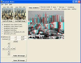دانلود آخرین نسخه نرم افزار Free 3D Photo Maker ساخت عکس سه بعدی