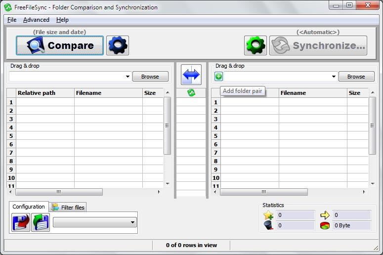 دانلود نرم افزار FreeFileSync همگام سازی فولدرها و فایل ها