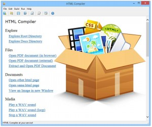 دانلود آخرین نسخه نرم افزار HTML Compiler مترجم صفحات وب