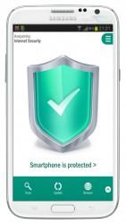دانلود آنتی ویروس Kaspersky Internet Security برای اندروید