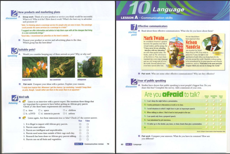 دانلود کتاب های Passages آموزش زبان انگلیسی