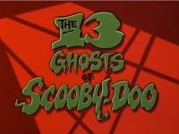 Scooby Doo 13 Ghosts