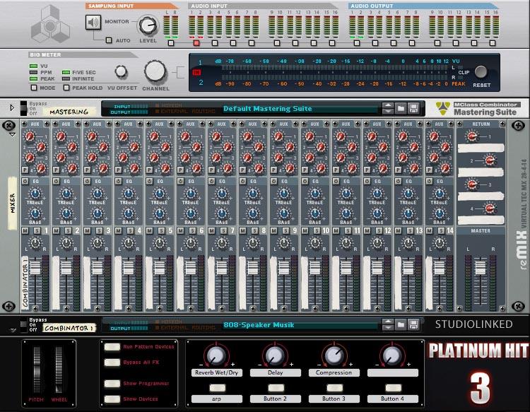 دانلود مجموعه Platinum Hits 3 سمپل های حرفه ای ریزن