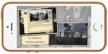 دانلود بازی Valiant Hearts The Great War برای آیفون آیپد و آیپاد لمسی