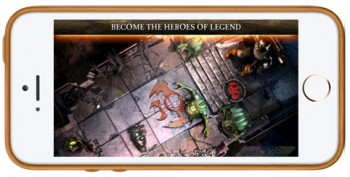 دانلود آخرین نسخه بازی Warhammer Quest برای آیفون و آیپد و آیپاد لمسی