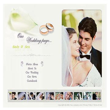 دانلود مجموعه Wedding Templates قالب های عروسی پی اس دی لایه باز