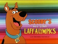 scooby doo's all-star laffalympics
