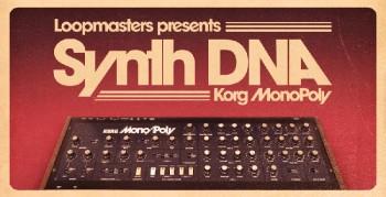 دانلود آخرین نسخه بسته Synth DNA Korg MonoPoly مجموعه سمپل