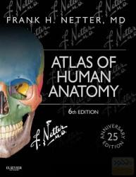 دانلود کتاب Atlas of Human Anatomy ویرایش ششم