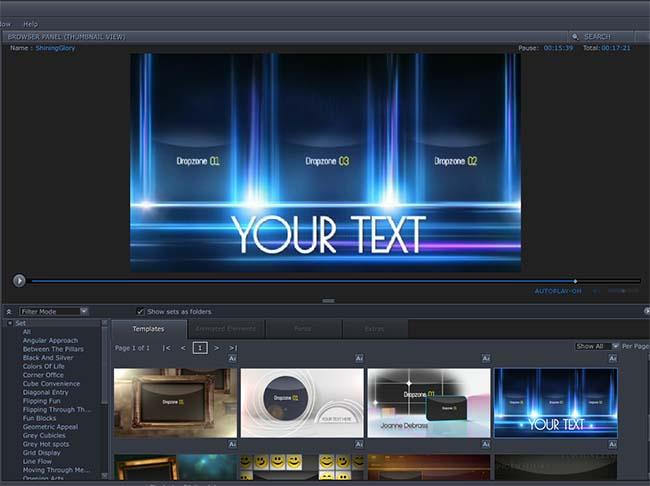 دانلود مجموعه Digital Juice Simplexity 1 سمپل های افتر افکت