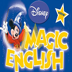 Disneys Magic English
