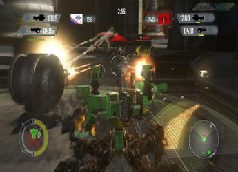 دانلود بازی Front Mission Evolved برای کامپیوتر