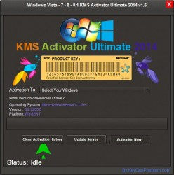 دانلود آخرین نسخه فعال ساز ویندوز KMS Activator Ultimate