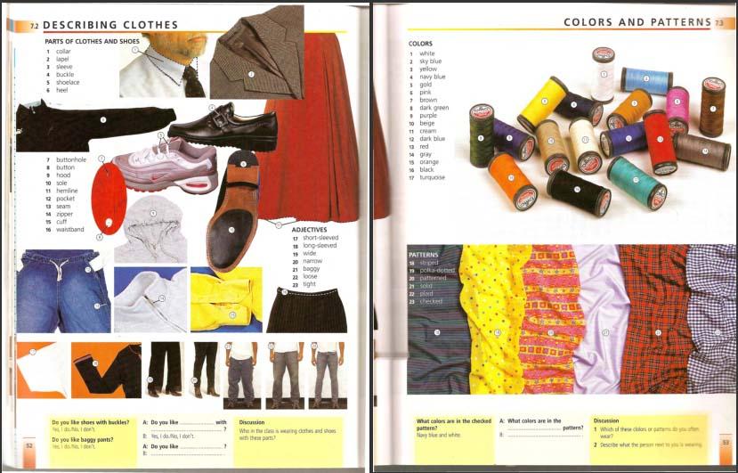 دانلود Longman Photo Dictionary of American English دیکشنری تصویری