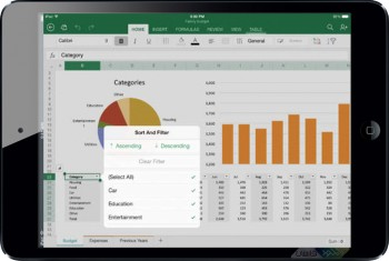 Microsoft.Excel.for.iPad-2.www.Download.ir