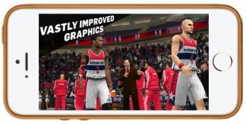 دانلود بازی NBA 2K15 برای آیفون و آیپد و آیپاد لمسی