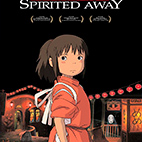 Spirited Away 2001 logo